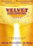 Velvet Goldmine - Plakat zum Film