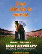 Waterboy - Der Typ mit dem Wasserschaden - Plakat zum Film