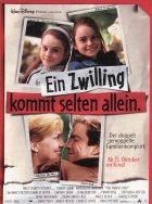 Ein Zwilling kommt selten allein - Plakat zum Film