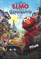 Die Abenteuer von Elmo im Grumelland - Plakat zum Film