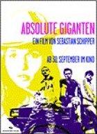 Absolute Giganten - Plakat zum Film