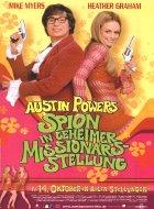 Austin Powers - Spion in geheimer Missionarsstellung - Plakat zum Film