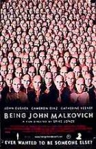 Being John Malkovich - Plakat zum Film