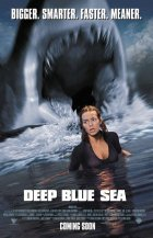 Deep Blue Sea - Plakat zum Film
