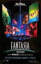 Fantasia 2000 - Plakat zum Film