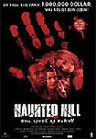Haunted Hill - Plakat zum Film