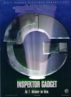 Inspektor Gadget - Plakat zum Film