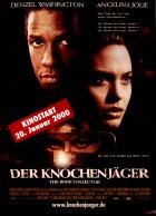 Der Knochenjäger - Plakat zum Film