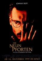 Die neun Pforten - Plakat zum Film