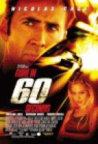 Nur noch 60 Sekunden - Plakat zum Film