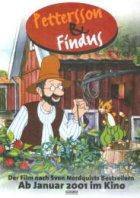 Pettersson und Findus - Plakat zum Film