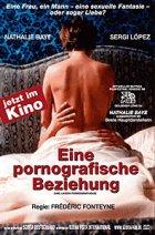 Eine pornografische Beziehung - Plakat zum Film