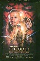 Star Wars: Episode I - Die dunkle Bedrohung - Plakat zum Film