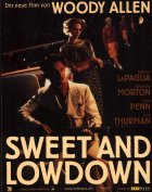 Sweet And Lowdown - Plakat zum Film