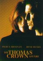 Die Thomas Crown Affäre - Plakat zum Film