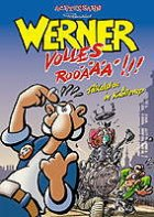 Werner - Volles Rooäää!!! - Plakat zum Film