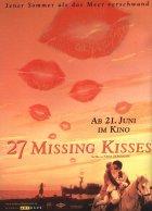 27 Missing Kisses - Plakat zum Film