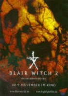Blair Witch 2 - Plakat zum Film