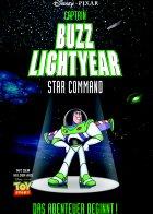 Captain Buzz Lightyear - Star Command - Das Abenteuer beginnt - Plakat zum Film