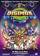 Digimon - Der Film - Plakat zum Film