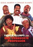Familie Klumps und der verrückte Professor - Plakat zum Film