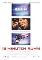 15 Minuten Ruhm - Plakat zum Film
