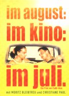 Im Juli - Plakat zum Film