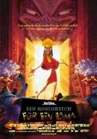 Ein Königreich für ein Lama - Plakat zum Film