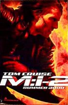 Mission: Impossible 2 - Plakat zum Film