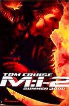 Mission: Impossible 2 - Plakat zum Film