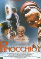 Die neuen Abenteuer von Pinocchio - Plakat zum Film
