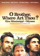O Brother, Where Art Thou? - Eine Mississippi-Odyssee - Plakat zum Film