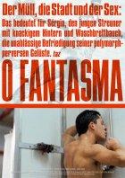 O Fantasma - Plakat zum Film