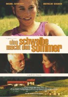 Eine Schwalbe macht den Sommer - Plakat zum Film