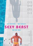 Sexy Beast - Plakat zum Film