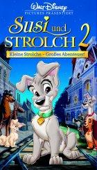 Susi und Strolch 2: Kleine Strolche - Großes Abenteuer! - Plakat zum Film