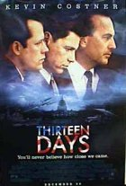 Thirteen Days - Plakat zum Film