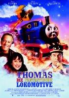 Thomas, die fantastische Lokomotive - Plakat zum Film