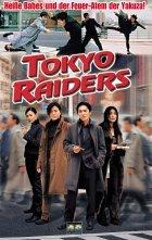 Tokyo Raiders - Plakat zum Film