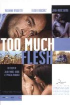 Too Much Flesh - Plakat zum Film