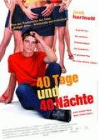 40 Tage und 40 Nächte - Plakat zum Film
