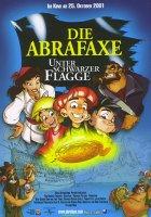 Abrafaxe - Unter schwarzer Flagge - Plakat zum Film