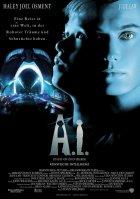 A.I. - Künstliche Intelligenz - Plakat zum Film