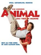Animal - Das Tier im Manne - Plakat zum Film