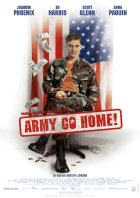 Army Go Home - Plakat zum Film