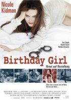 Birthday Girl - Braut auf Bestellung - Plakat zum Film