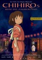 Chihiros Reise ins Zauberland - Plakat zum Film