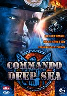 Commando Deep Sea - Plakat zum Film