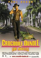 Crocodile Dundee in Los Angeles - Plakat zum Film