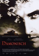 Dämonisch - Plakat zum Film